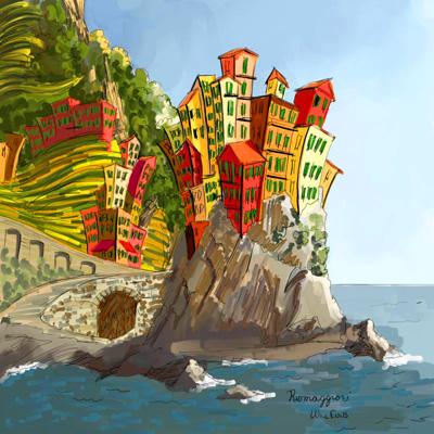 Cinque Terre, Riomaggiori