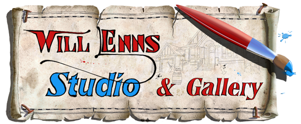 Welcome to Willl Enns Studio